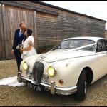 classic wedding cars cheshire mk2 jaguar