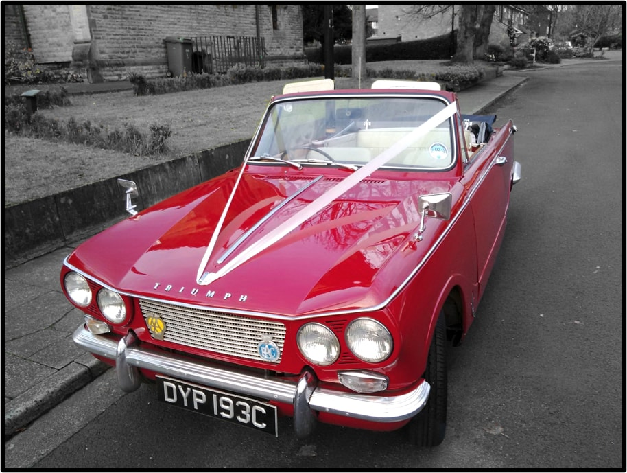 Cars For Sale St Helens >> Classic Wedding Cars Cheshire & Manchester