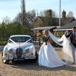 classic wedding carr cheshire