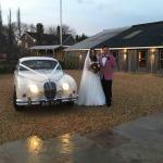 classic wedding cars cheshire