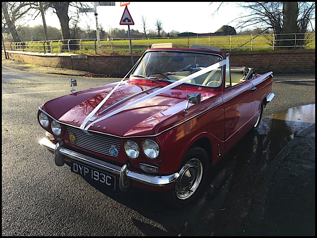 Cheshire Classic Cars For Sale