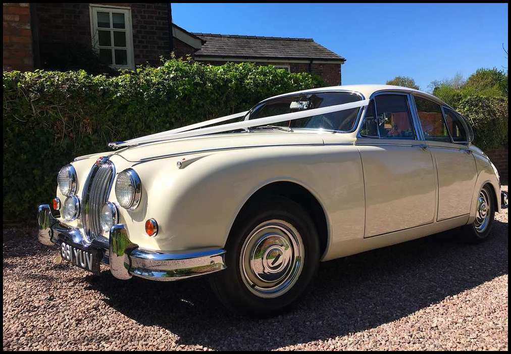 classic wedding cars cheshire & manchester