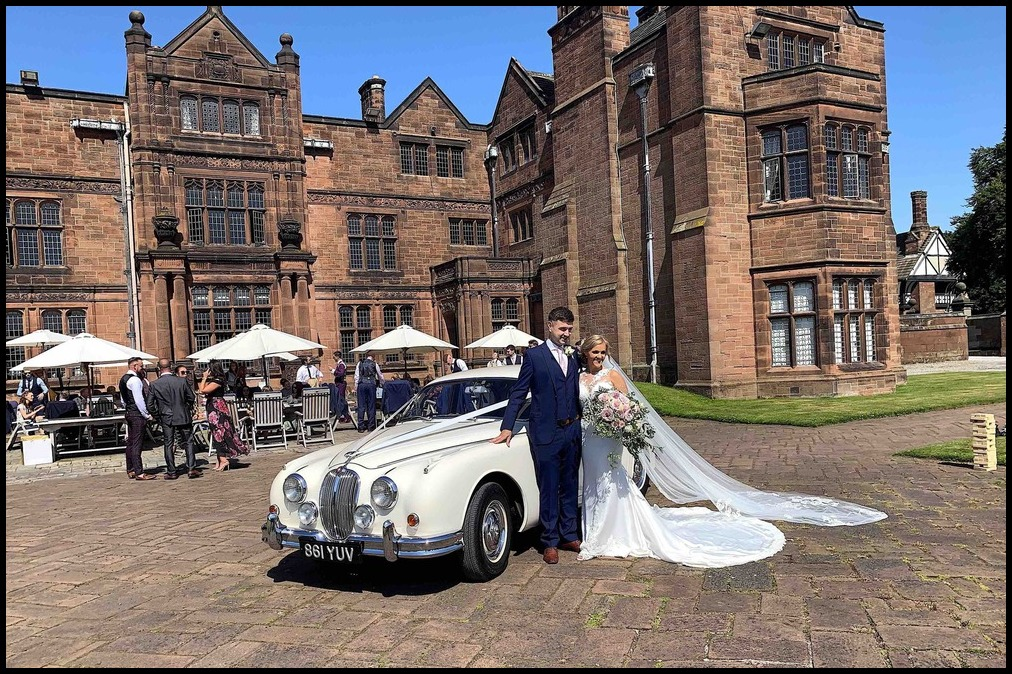 classic wedding cars cheshire manchester